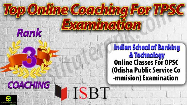 Best Online Coaching Preparation for OPSC Examination