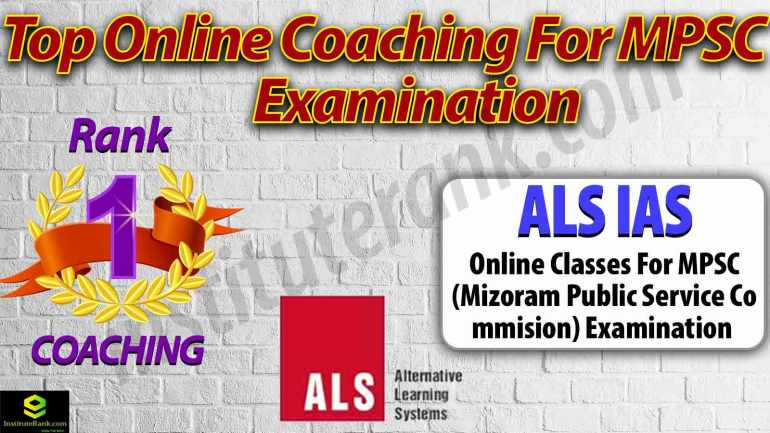 Best Online Coaching for MPSC Examination