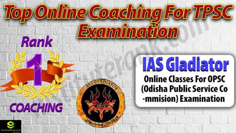 Best Online Coaching for OPSC Examination