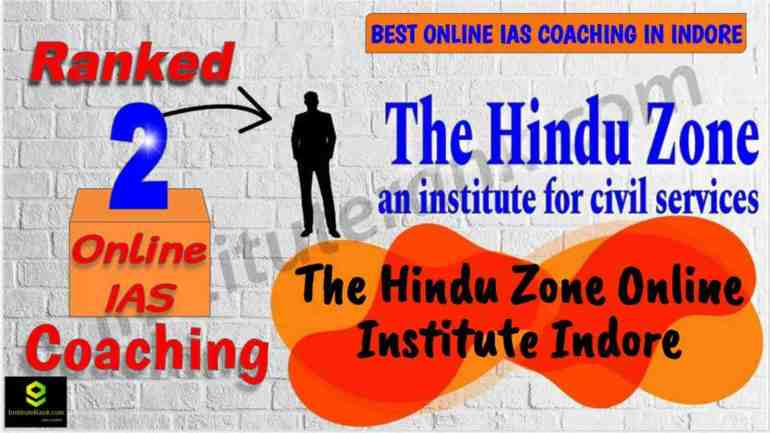 Top Online IAS Coaching in Indore