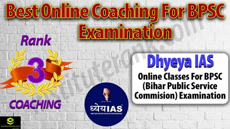 Top Online Coaching Preparation for BPSC Examination