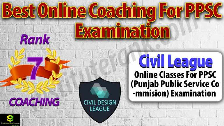 Top Online Coaching for PPSC Exam Preparation