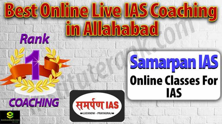 Top Online live UPSC Coaching in Allahabad