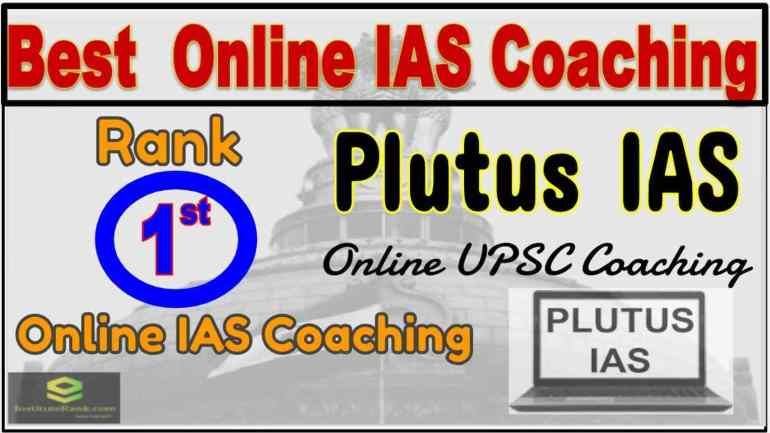 Best Online IAS Coaching