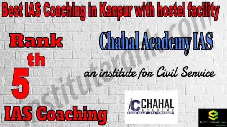 5th Best IAS Coaching in Kanpur With hostel facility