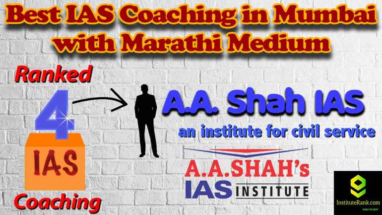 Best Civil Services Coaching in Mumbai with Marathi Medium
