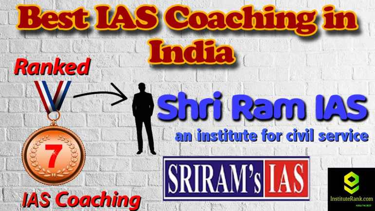 Top UPSC Coaching Centre in India