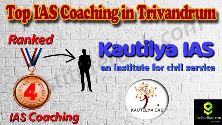 Top IAS Coaching Institutes in Trivandrum