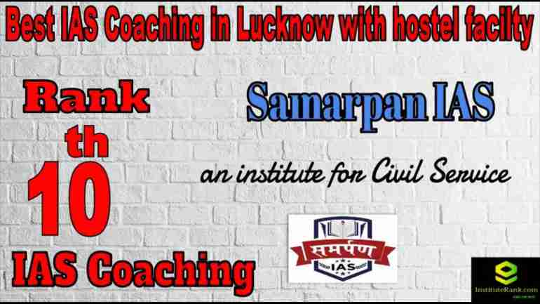 10th Best IAS Coaching in Kanpur with hostel facility
