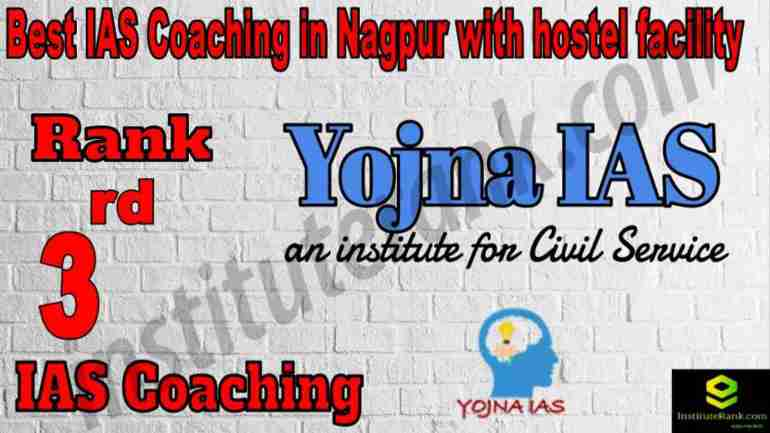 3rd Best IAS Coaching in Nagpur with hostel facility