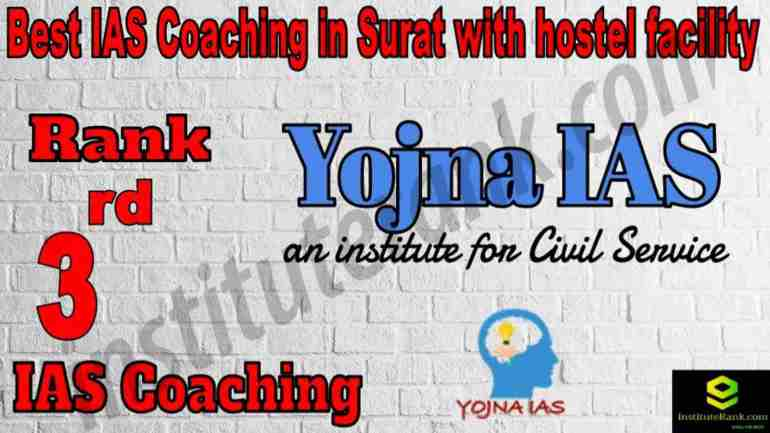 3rd Best IAS Coaching in Surat with hostel facility