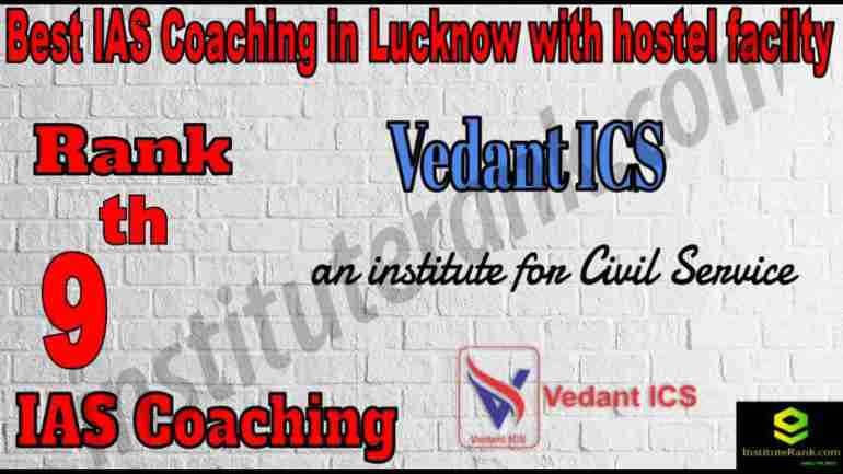 9th Best IAS Coaching in Kanpur with hostel facility