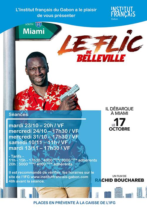 Le Flic De Belleville Vf : belleville, CINÉ, BELLEVILLE