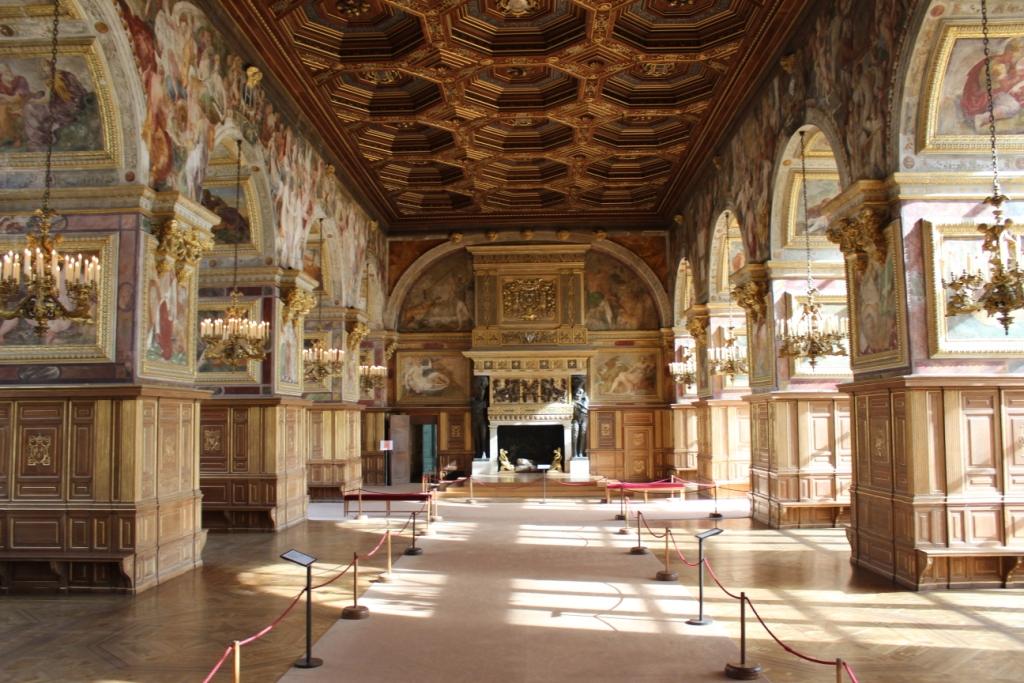 Chteau de Fontainebleau