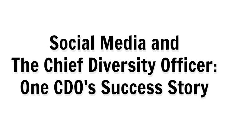 The Institutional Diversity Blog — Where equity, diversity