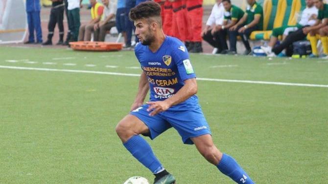 Zakaria Naidji signe à Gil Vicente_Insitut Jmg Management