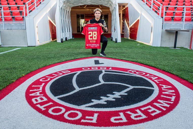 Institut JMG management Manuel Benson jmg soccer academy belgique_Antwerp