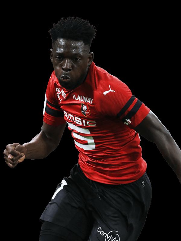 Hamari Traoré JMG soccer defenseur