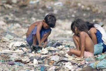 Resultado de imagen de pobreza imágenes