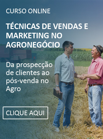 Técnicas de Vendas e Marketing no Agronegócio