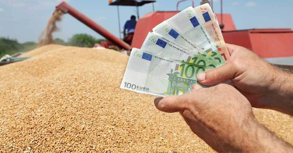 Comercialização de commodities agrícolas