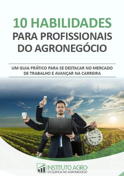 E-book 10 Habilidades para Profissionais do Agronegócio