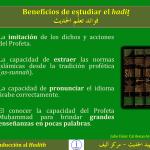HADITH 02 Beneficios de estudiar el hadiṯ y su posición frente al Corán