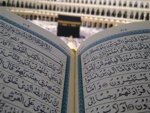 la kaabah en Makkah y el Corán