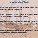 La oración (الصَّلاةُ) en el Islam (1 de 2)