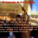 Los profetas y mensajeros en el Islam