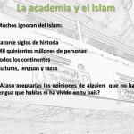 La academia y el Islam