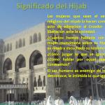 ¿Qué es el hiyab?