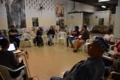 Baba Tolji e a turma do curso de Iorubá