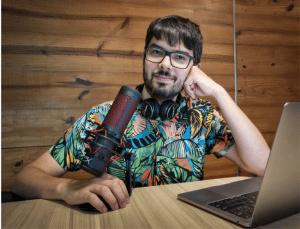 Mercado de podcasts é tema de painel na Campus Party