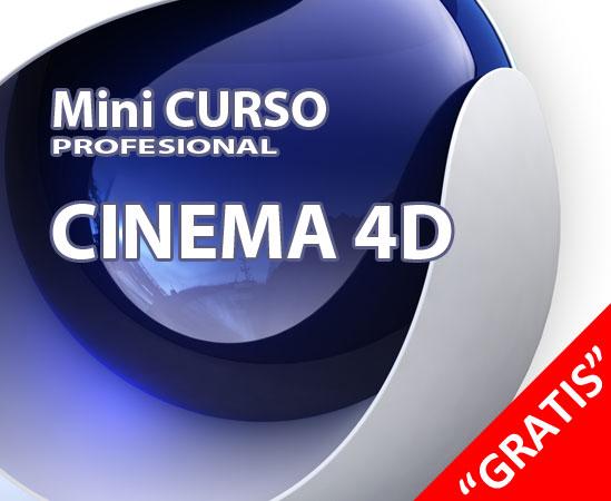 Curso de Cinema 4D Gratis
