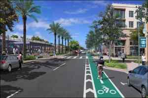 Complete Streets para corredores y ciclistas