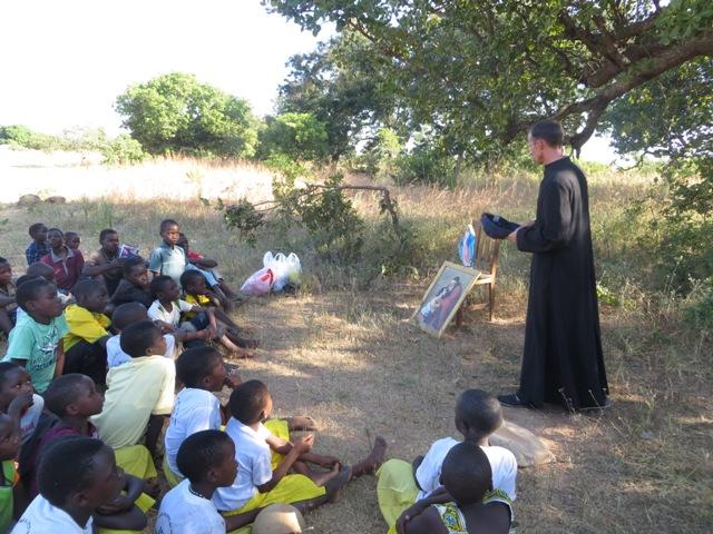 institute incarnate word (IVE) - Tanzania