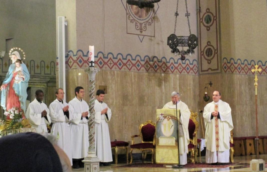 Santa Messa in Santa Croce in Flaminio