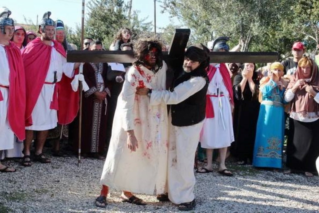 Institute of the incarnate word (ive) - Passion Play  (4)