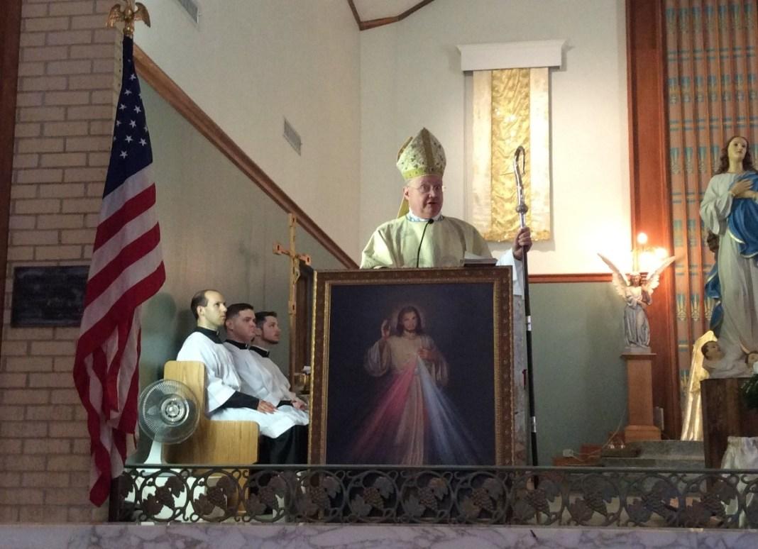 S.E. Bishop of Lake Charles, S.E. Mons. Glen John Provost