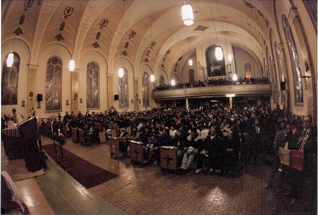 Institute of the Incarnate Word - Pequenos Cristeros (7)
