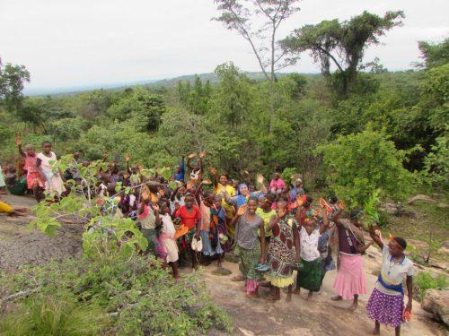 Campamento Tanzania