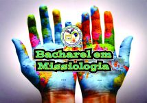 Bacharel em Missiologia Brasil.usa 2019