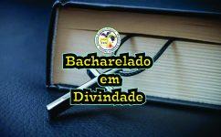 Bacharelado em Divindade brasilusa2019 II