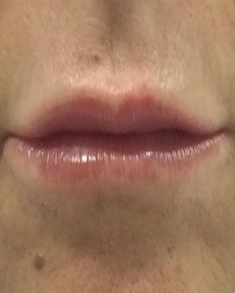 microblading labios