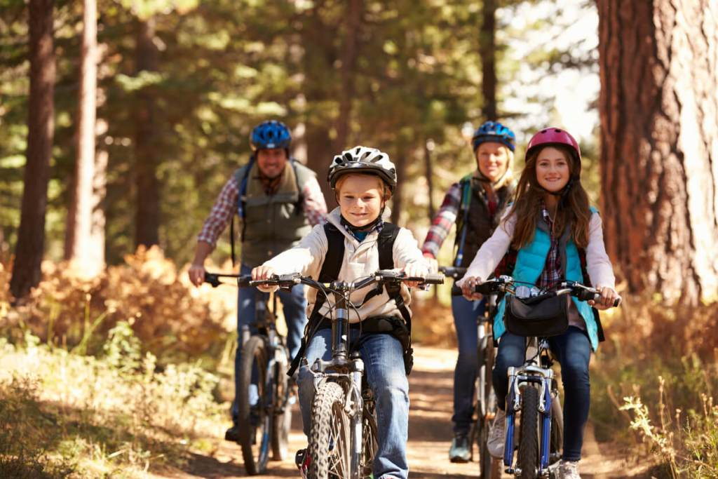 montar en bici en instituto marsil