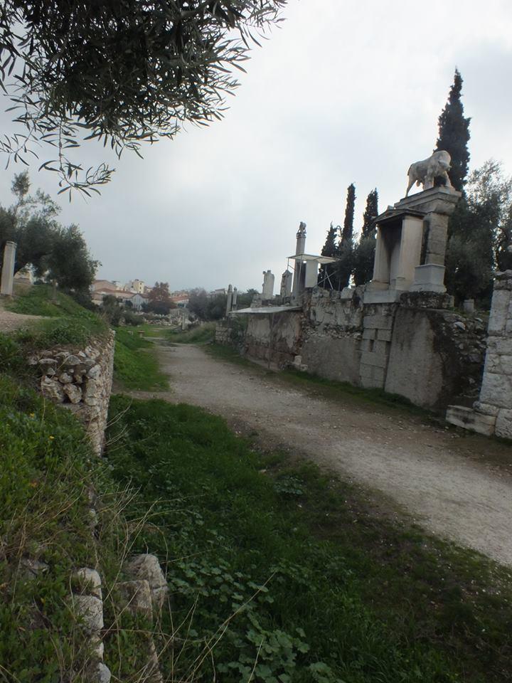 Rua das Tumbas