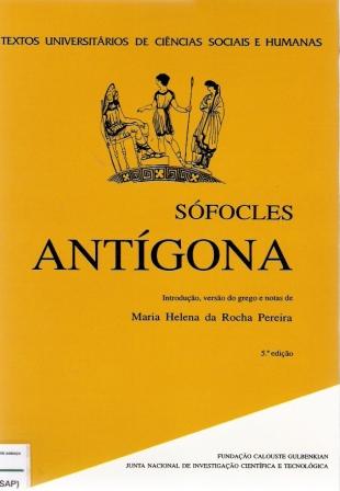 A peça Antígona de Sófocles