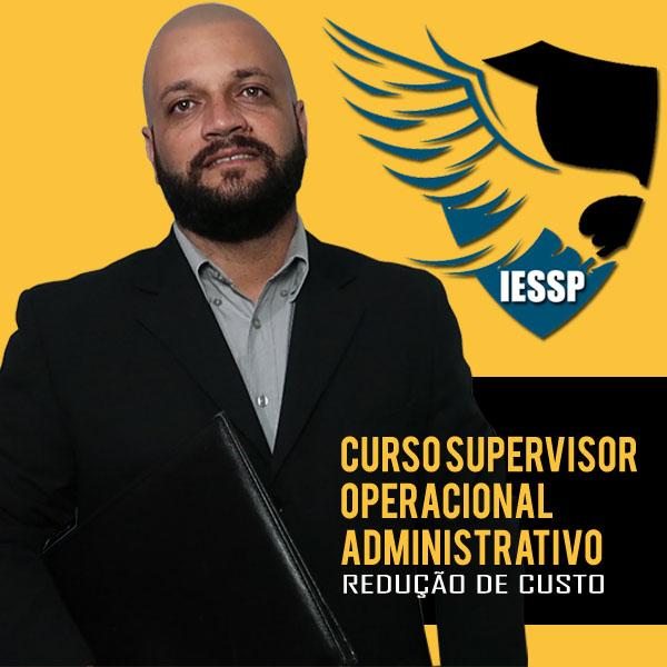 Curso Supervisor Operacional Administrativo