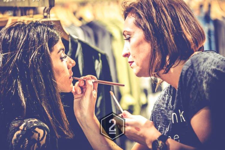 Makeup advies two store mol hasselt